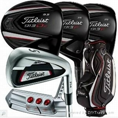 Titleist 913 D2+AP1 714 Full sets