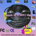 hdmi extension cable 20-70m 50ft/75ft/100ft/200ft/233ft gold plated 19pin male