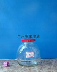 玻璃果酱瓶