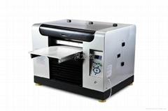 小型A3萬能平板打印機噴墨彩印機