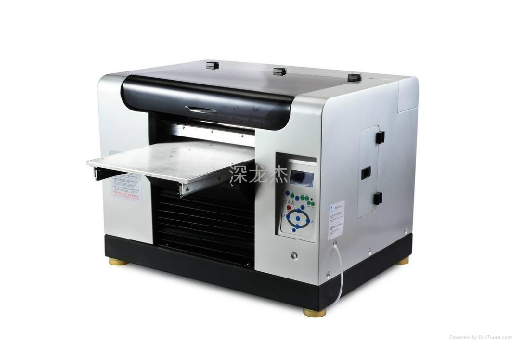 小型A3  平板打印機噴墨彩印機 1