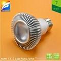 7W E27 PAR20 LED Par Light