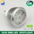 6W GU10 LED Spot light