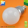 4W E27 G60 LED Bulb Light