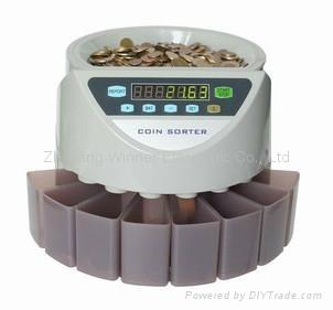 coin sorter HK-280 1