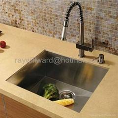 304 stainless steel handmade kitchen sink