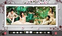 婚紗萬年曆
