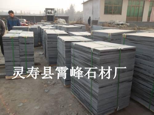 中國黑石材樓梯踏步 4