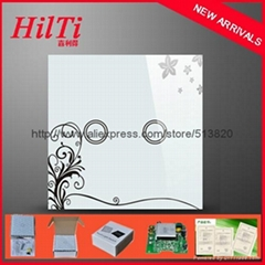 EU/UK model Touch wall switch light switch electronic switch 2way