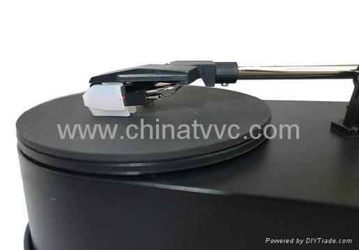 USB 迷你黑膠唱片機老式留聲機轉MP3    3