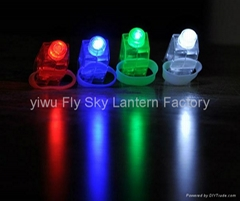 Free shipping 200pcs one lot led finger light for party decoration