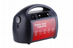 Solar AC Power Pack/Emergency Power Pack/Car Jump Starter