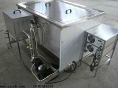 單槽過濾循環超聲波清洗機