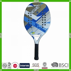 Beach tennis racket
