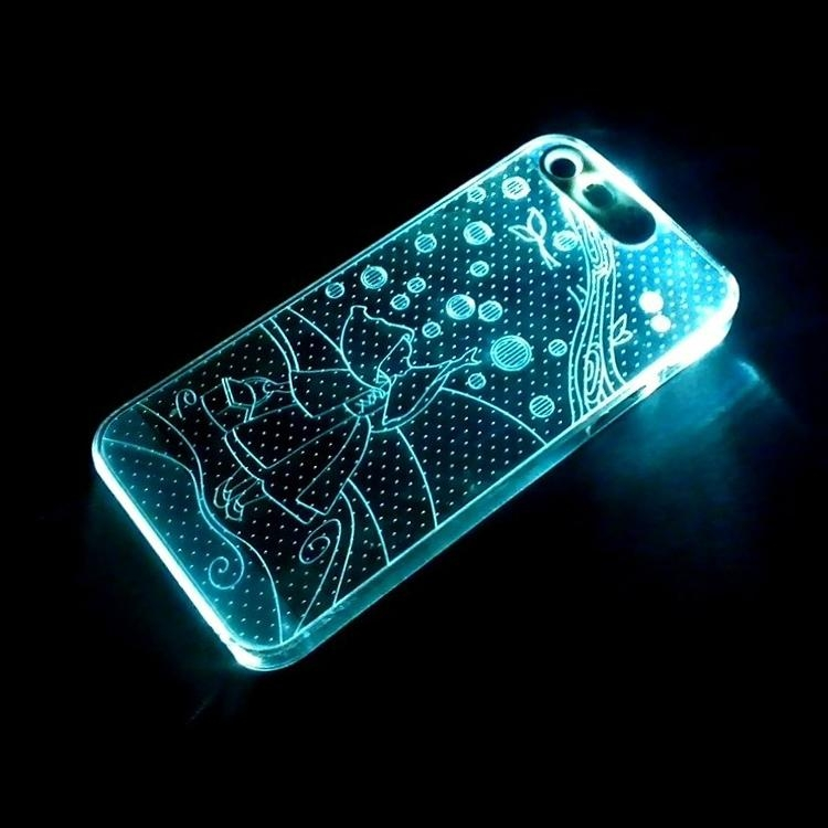 led iphone 5s case 2014 noosy innovative flash led for iphone 5 5s no 5722