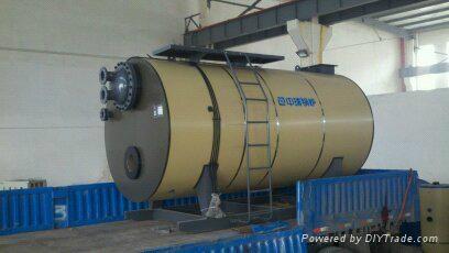 燃气真空热水锅炉 1