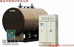 立式电开水锅炉