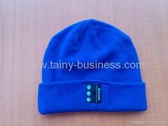 藍牙耳機帽子