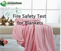 BS EN ISO 12952: Fire Test to Blankets