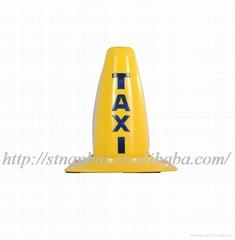 ZHD1-0001 Illuminated double sides taxi top advertisement light box