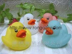 Novelty bath duck