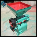 grain and wheat barley peeling machine