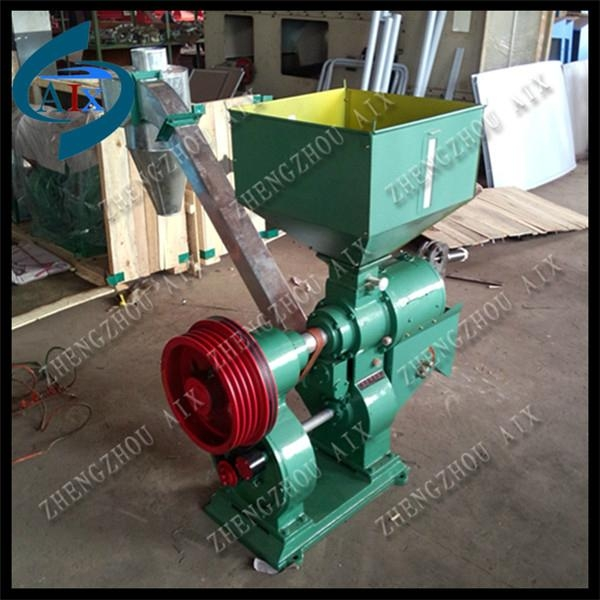 family used rice hulling machine 4