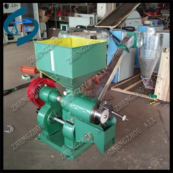family used rice hulling machine 5