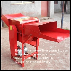 high efficiency rice wheat threshing and