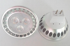 Hot-selling led spot light mr16 12V gu5.3