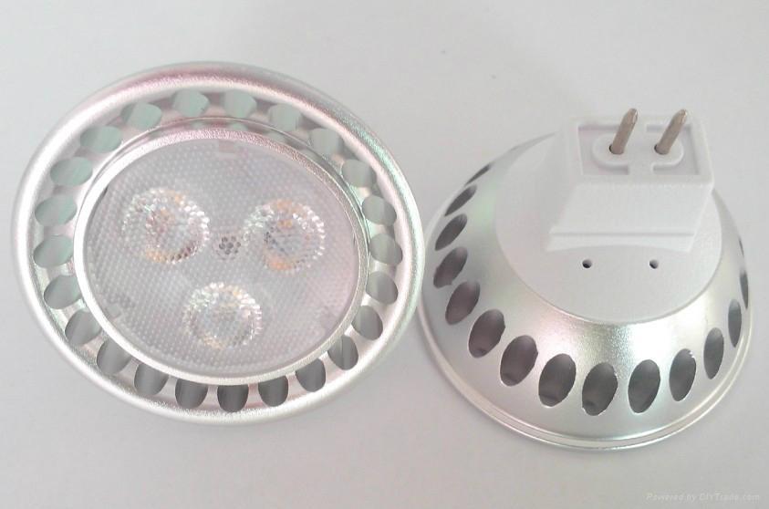 Hot-selling led spot light mr16 12V gu5.3 1