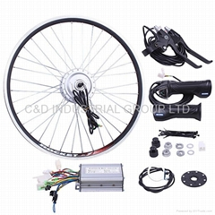 36V 250W electric bike conversion kit without battery