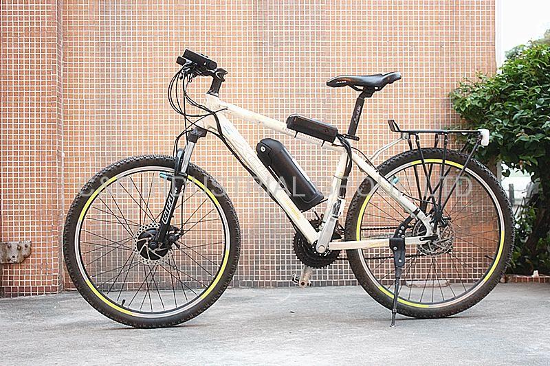 36V 250W electric bike conversion kit with 8-10AH bottle