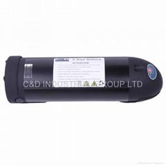 36V 48V 8AH 10AH lithium polymer Li-on ebike battery