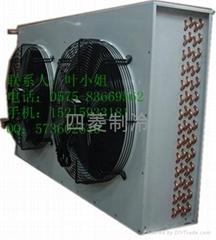 寧波冷庫設備冷凝器