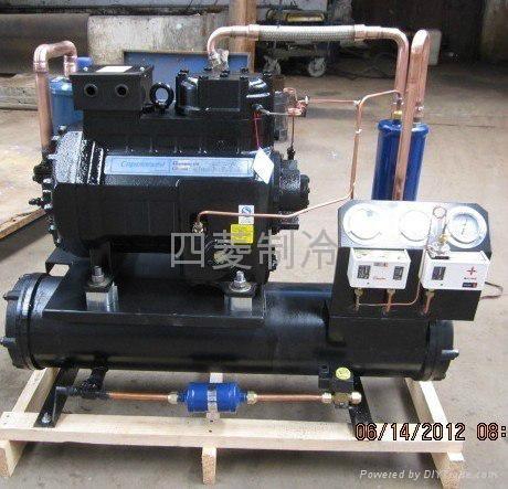 寧波冷庫設備冷凝器 3