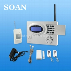GSM防盜報警器