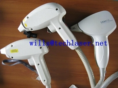 repair diode laser hair removal handpieces and laser diode stacks