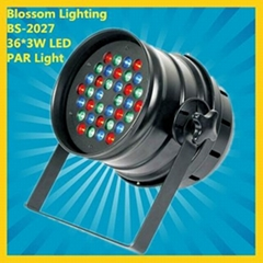 36*3W RGB LED Par64 Light (BS-2027)