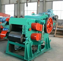 Large Capacity Drum Wood Chipper Machine