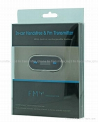 Mini Car FM Transmitter _A12