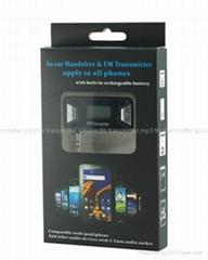 Mini Car FM Transmitter _A08