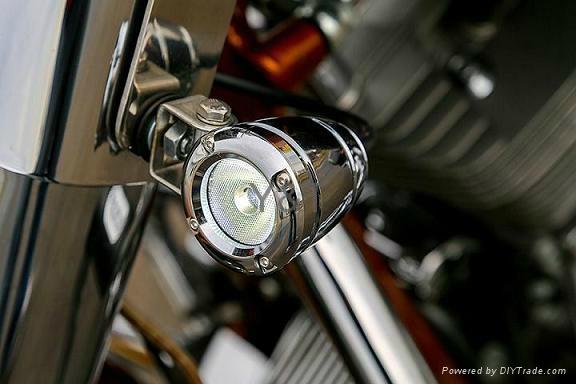 2014 Top Waterproof Led Motorcycle Spot Light Dirtbike