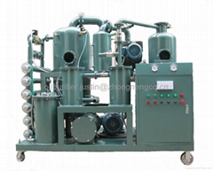 Ultra-high Transformer Oil Filtration Equipment