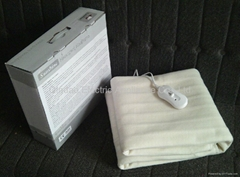 Double Controller Electrical Heated Underblanket
