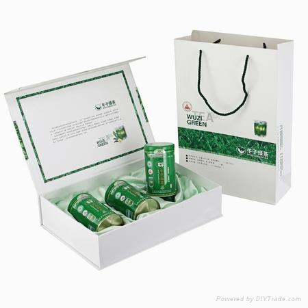 wuzi xian ming green tea 1