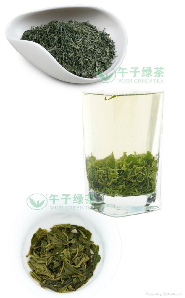 famous organic green tea 1