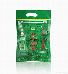 China high quality green tea 250g per bag