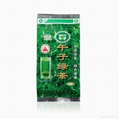 chinese pure green tea 100g per bag