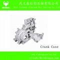 crank case used for chain saw 4500/5200 4